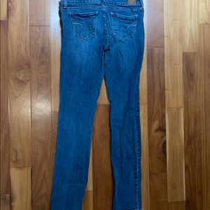American Eagle Outfitters Jeans - American Eagle Stretch skinny jeans size 6 long